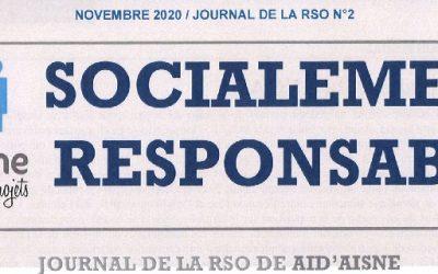Socialement responsable  N° 2
