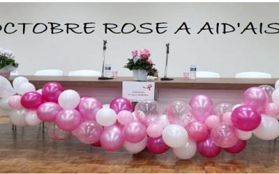Octobre Rose pour la bonne Cause !